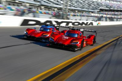 Mazda Team Joest Prepared For Daytona Challenge