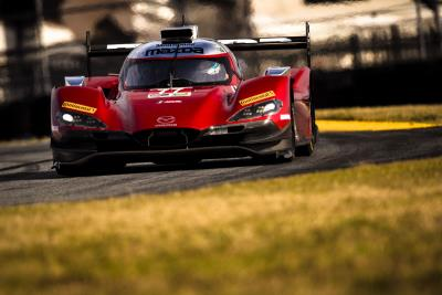 Mazda Team Joest Shows Speed And Tests Endurance At Tough Daytona 24 Hours