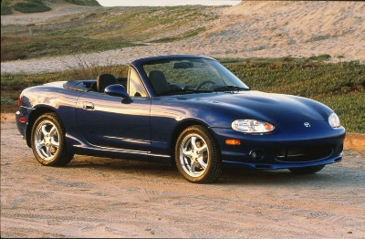 MAZDA MX-5 MIATA CELEBRATES 25 YEARS OF EXHILARATION