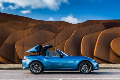 Mazda MX-5 Named Roadster Of The Year At The 2018 Auto Express New Car Awards