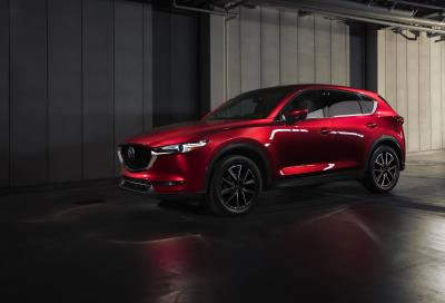 2018 Mazda MX-5 Miata And 2018 Mazda Cx-5 Earn Top Honors In New York Daily News' Annual 2018 Dna Awards