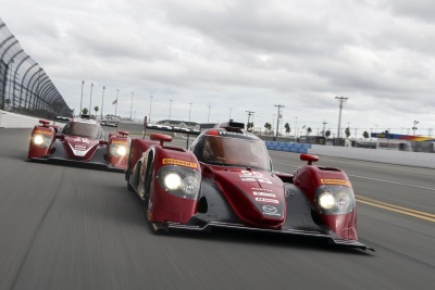 MAZDA AT THE ROLEX 24: BY THE NUMBERS