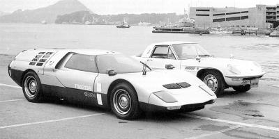 Mazda At 100 | The Rotary Concept Cars