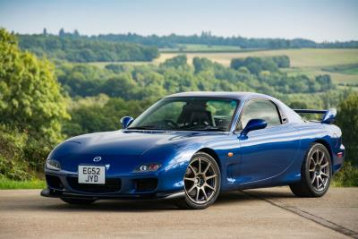 The Mazda RX-7: Celebrating An Icon At 40