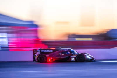 Mazda Team Fights To A Fifth-Place Class Finish At Sebring