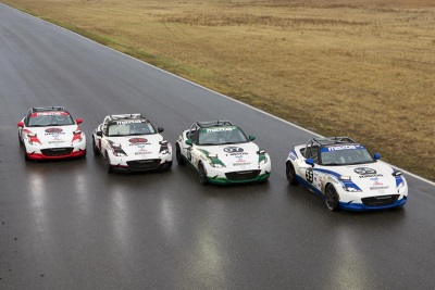 MAZDA MOTORSPORTS THUNDERHILL 25 HOUR PREVIEW