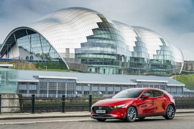 All-New Mazda3 2019 Red Dot 'Best Of The Best'
