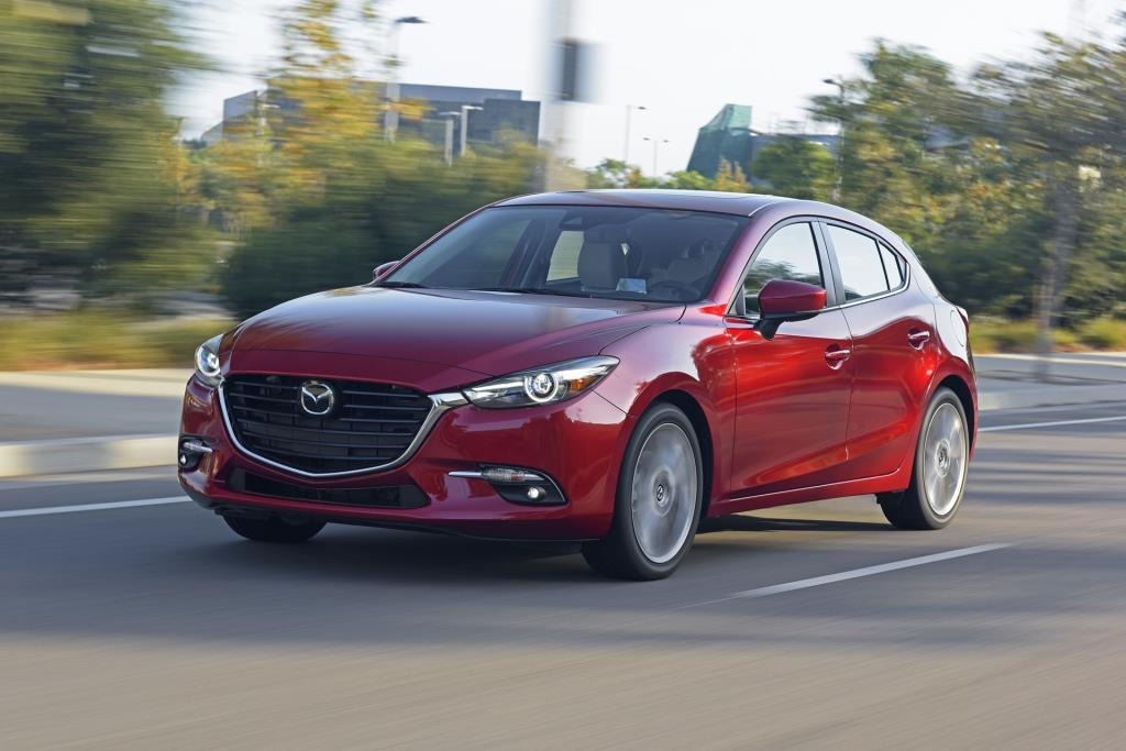 Mazda3 Tops Kelley Blue Book\'S Coolest New Cars For The Fifth Year ...