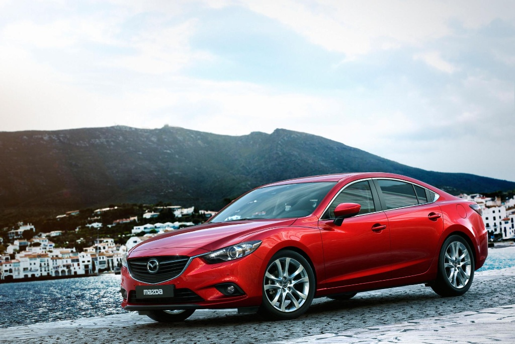 All New 2014 Mazda3 Mazda6 Named To Car And Driver S 10best Cars List
