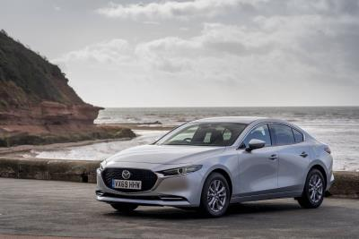 All-New Mazda3 Named 2019 Scottish Car Of The Year