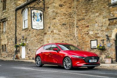 Mazda3 Named Women's World Car Of The Year