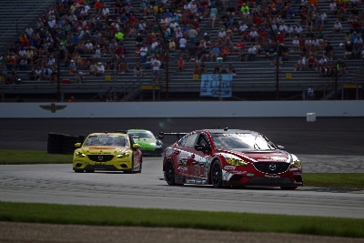 Mazda6 Becomes First Diesel To Win At Indianapolis Motor Speedway
