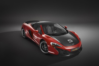 A NEW YEAR AND A NEW LOOK FOR McLAREN 12C AND 650S WITH NEW 'MSO DEFINED' OPTIONS