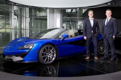 McLaren Automotive Backs 2018 UK Stem Awards To Encourage New Automotive Engineering & Technology Talent