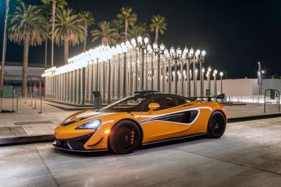 The conclusion of the McLaren Sports Series: final 620R models delivered across Europe, the Middle East and Africa
