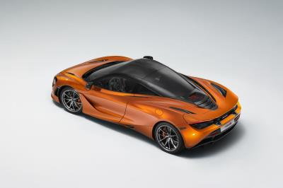 McLaren 720S Named Most Beautiful Supercar Of The Year 2017 At Paris Festival Automobile International