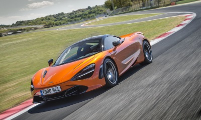 McLaren 720S Named 2018 Performance Car Of The Year By Road & Track