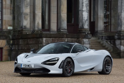 McLaren 720S Named Sportscar Of The Year 2017 At Scottish Car Of The Year Awards