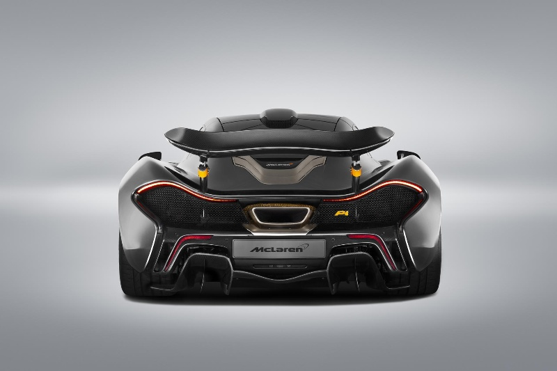 McLAREN SPECIAL OPERATIONS RETURNS TO PEBBLE BEACH CONCOURS D'ELEGANCE TO SHOWCASE THE LATEST MODELS