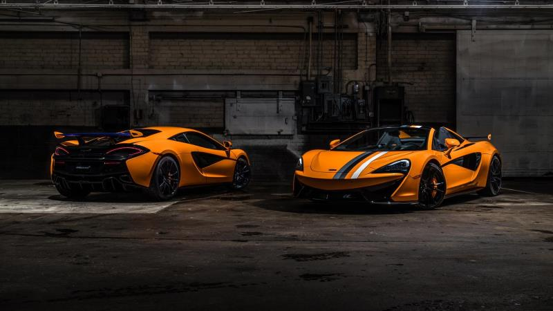 Mclaren Beverly Hills >> Mclaren Special Operations Debuts Racing Through The Ages