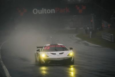 McLaren Scores 1-2 Finish At British GT Opener At Oulton Park