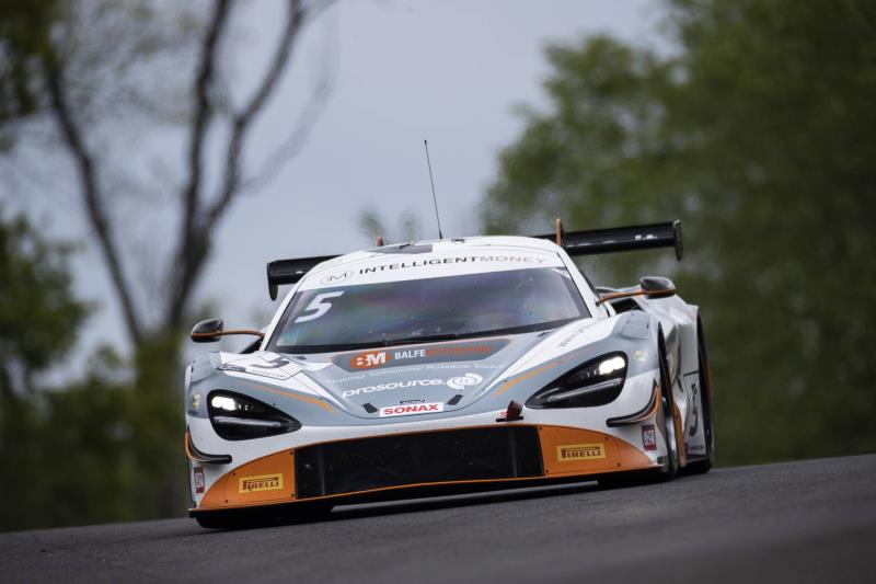 McLaren Customer Racing entries dominate Silverstone 500 grid and features DDP drivers and Pure McLaren GT Series alumni
