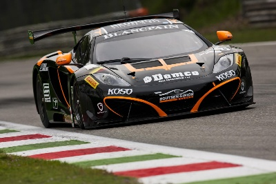 McLAREN GT CUSTOMER TEAM ART GRAND PRIX TAKES DOUBLE PODIUM IN THE OPENING ROUND OF THE BLANCPAIN ENDURANCE SERIES