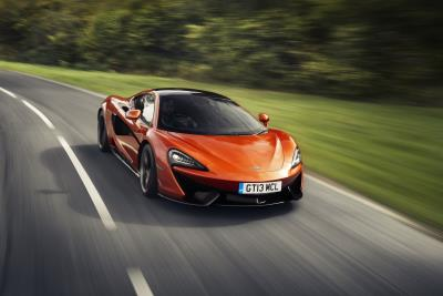 McLaren Special Operations Extends Range Of MSO Defined Options For Sports Series