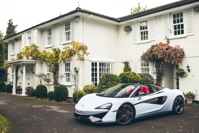 McLaren Special Operations Creates A New Colour With A McLaren Family History: 'Muriwai White'