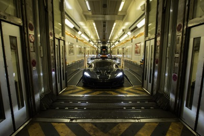 McLaren P1 LM Sets 6Min 43Sec Nurburgring Lap Time