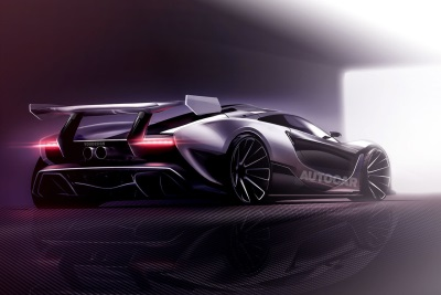 The Most Extreme McLaren Road Car Ever: Autocar's Exclusive On The Incredible 'P15' Hypercar