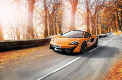 McLaren Teams Up With Pirelli To Get A Grip On Winter With Specialised Wheel And Tyre Set For Sports Series Models