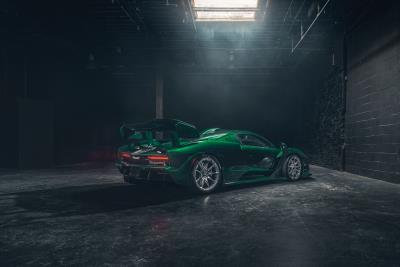 First North American McLaren Senna Delivered To Customer In New York City
