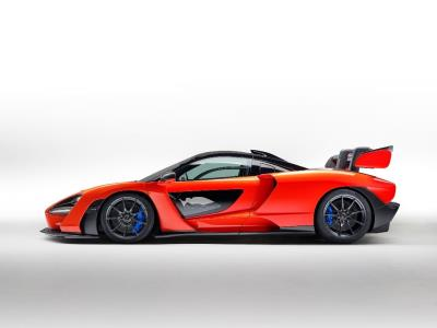 Pirelli P Zero And McLaren Senna: A Shared Journey From Track To Road