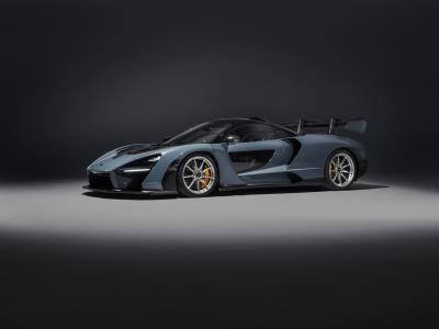 New Facts, Figures And A Shade Of Grey Revealed For McLaren Senna Ahead Of Geneva International Motor Show