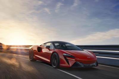 All-new McLaren Artura will be as compelling to own as it is to drive