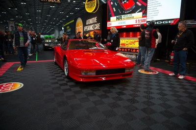 Mecum's Kansas City December 2017 Auction Reaches $8.2 Million Sold