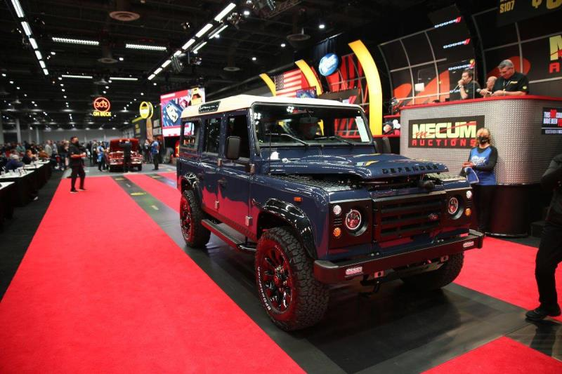 Mecum Closes 2020 with $14.7 Million Auction in Houston