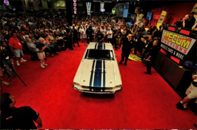 Million Dollar Muscle Cars At Mecum's 26th Spring Classic In Indy