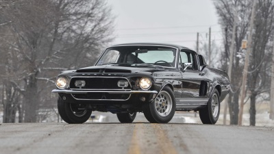 MECUM COLLECTOR CAR AUCTION AT THE KANSAS CITY CONVENTION CENTER MARCH 11-12