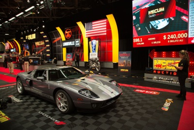 Mecum Dallas Collector-Car Auction Reaches More Than $22.2 Million