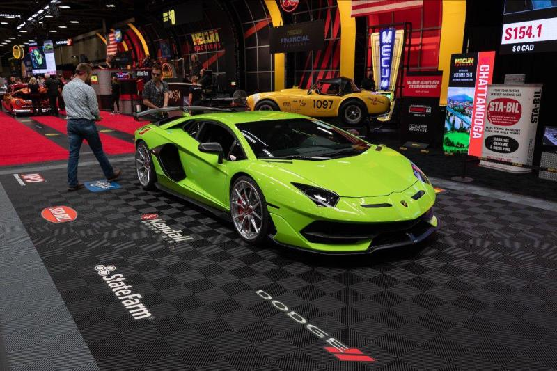 Mecum Dallas Collector Car Auction Achieves $36.8 Million in Overall Sales