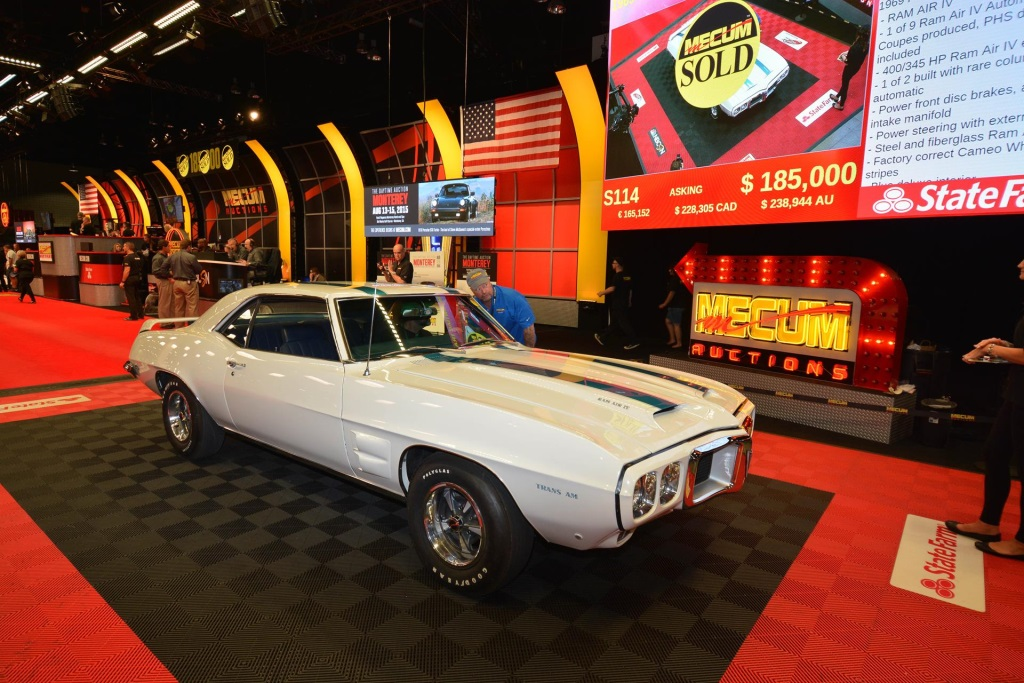 INAUGURAL MECUM DENVER COLLECTOR CAR AUCTION EXCEEDS $12 MILLION ...