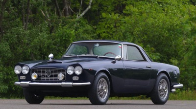Mecum To Offer Late Rock Star J. Geils Collection Of Italian Exotics