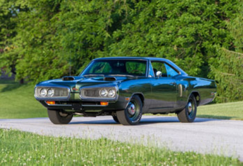 Mecum Hits East Coast with 1,000 Collector Cars and Vintage ...