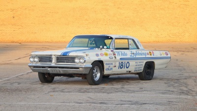 MECUM KISSIMMEE 2017 AUCTION IS LOADED WITH SIGNIFICANT DRAG RACING HISTORY