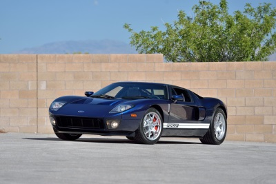 Mecum's Inaugural Las Vegas Collector-Car Auction Reaches $22 Million
