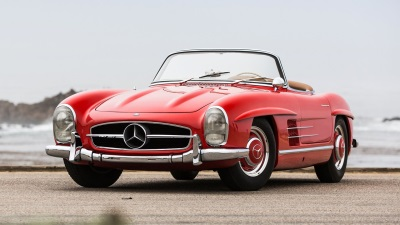 Inaugural Mecum Las Vegas Collector-Car Auction To Feature 1,000 Consignments