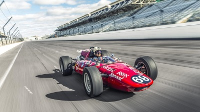 Mecum Auctions To Race Into Monterey With Historic And Championship-Winning Race Cars
