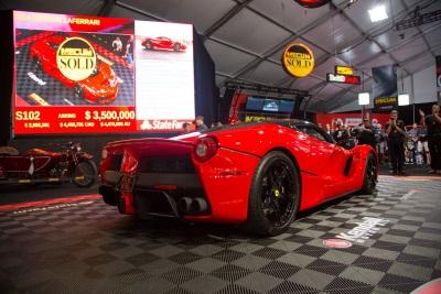 Mecum Daytime Auction In Monterey Achieves $34 Million